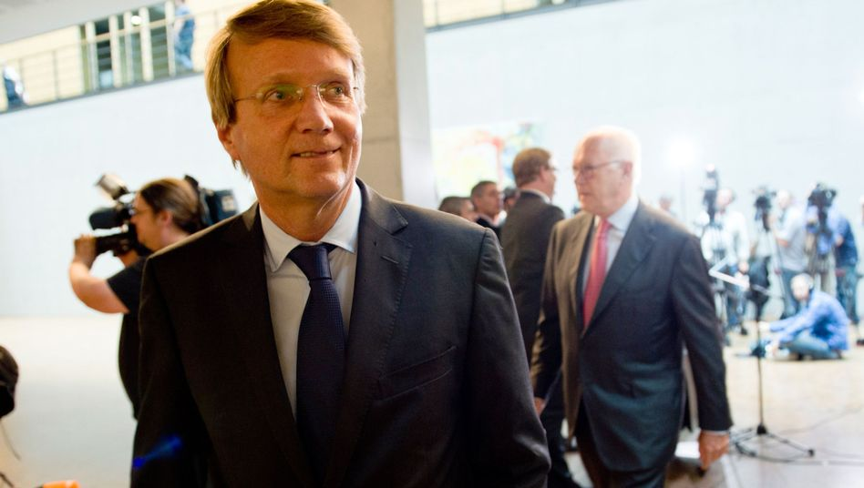CDU-Politiker Pofalla (Archivbild): Kritik von SPD, Grünen, Linken