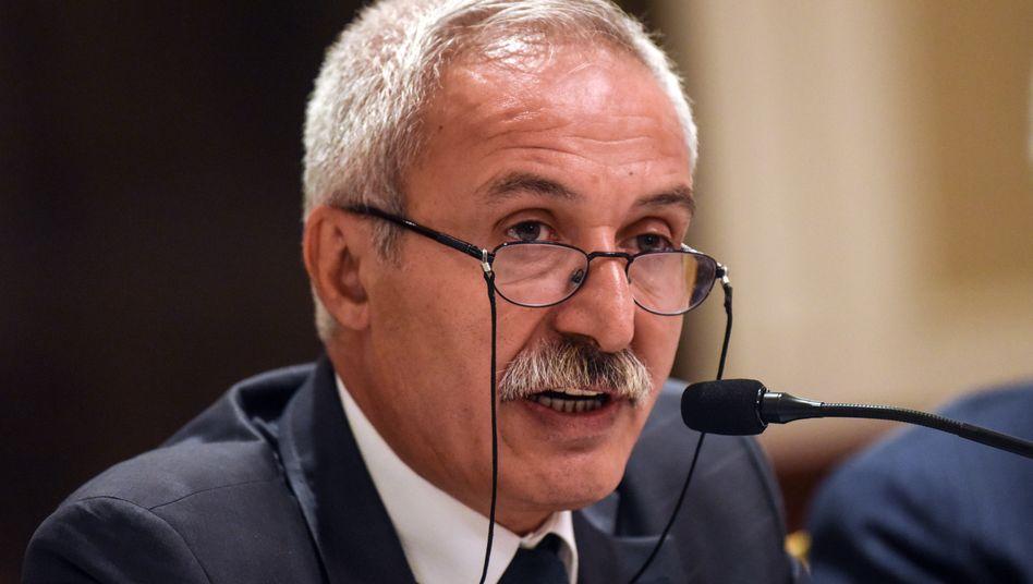 Adnan Selcuk Mizrakli, ehemals Bürgermeister von Diyarbakir, soll neun Jahre ins Gefängnis