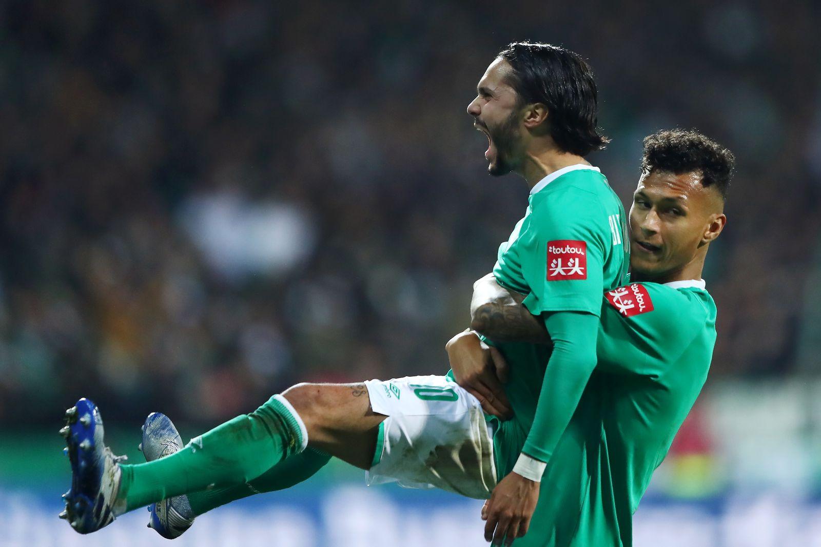 SV Werder Bremen v Borussia Dortmund - DFB Cup