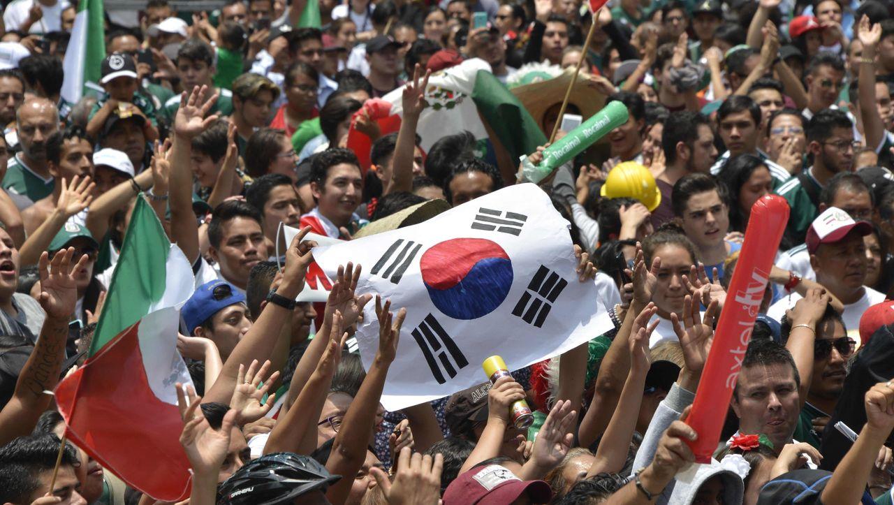 Südkorea Mexico
