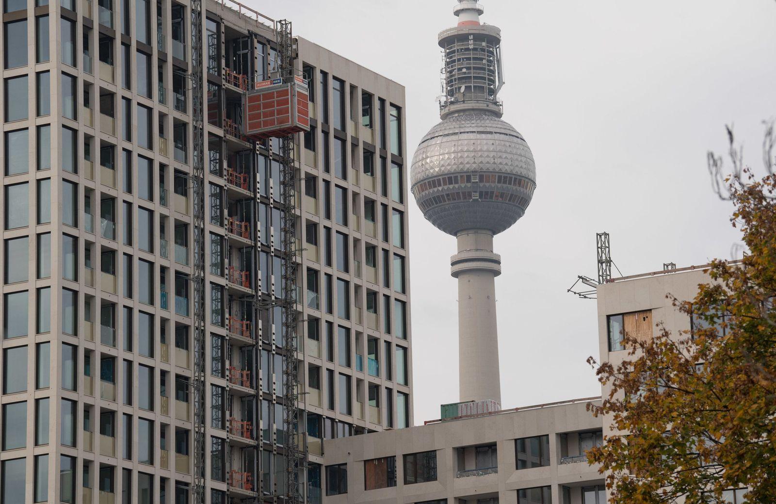 Berliner Mietendeckel - Lage
