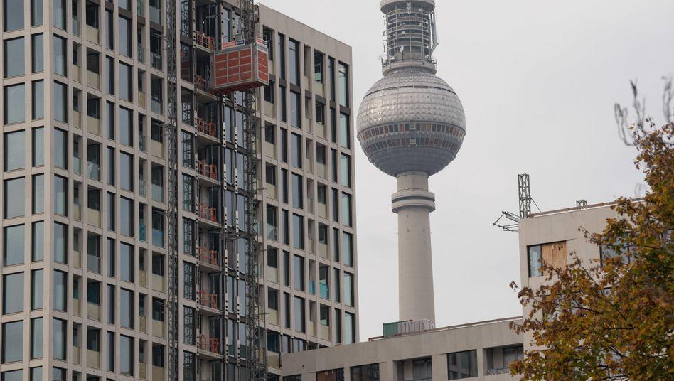 """Wohnhäuser in Berlin: """"Juristisches Neuland"""""""