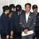 Samsung-Erbe muss zweieinhalb Jahre hinter Gitter