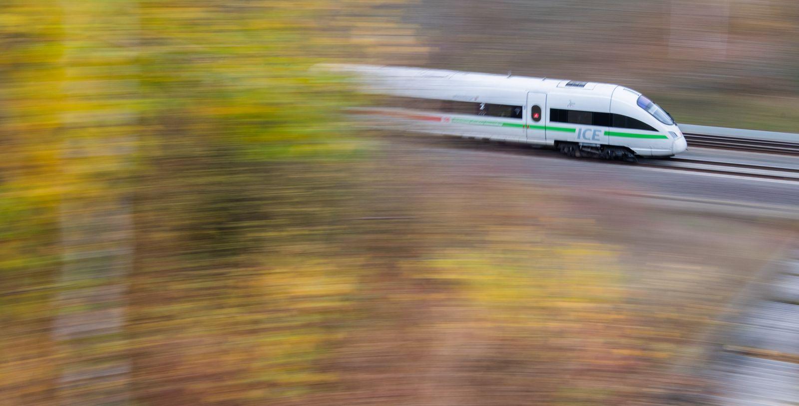 Bahn hält Kurs auf Pünktlichkeitsziel