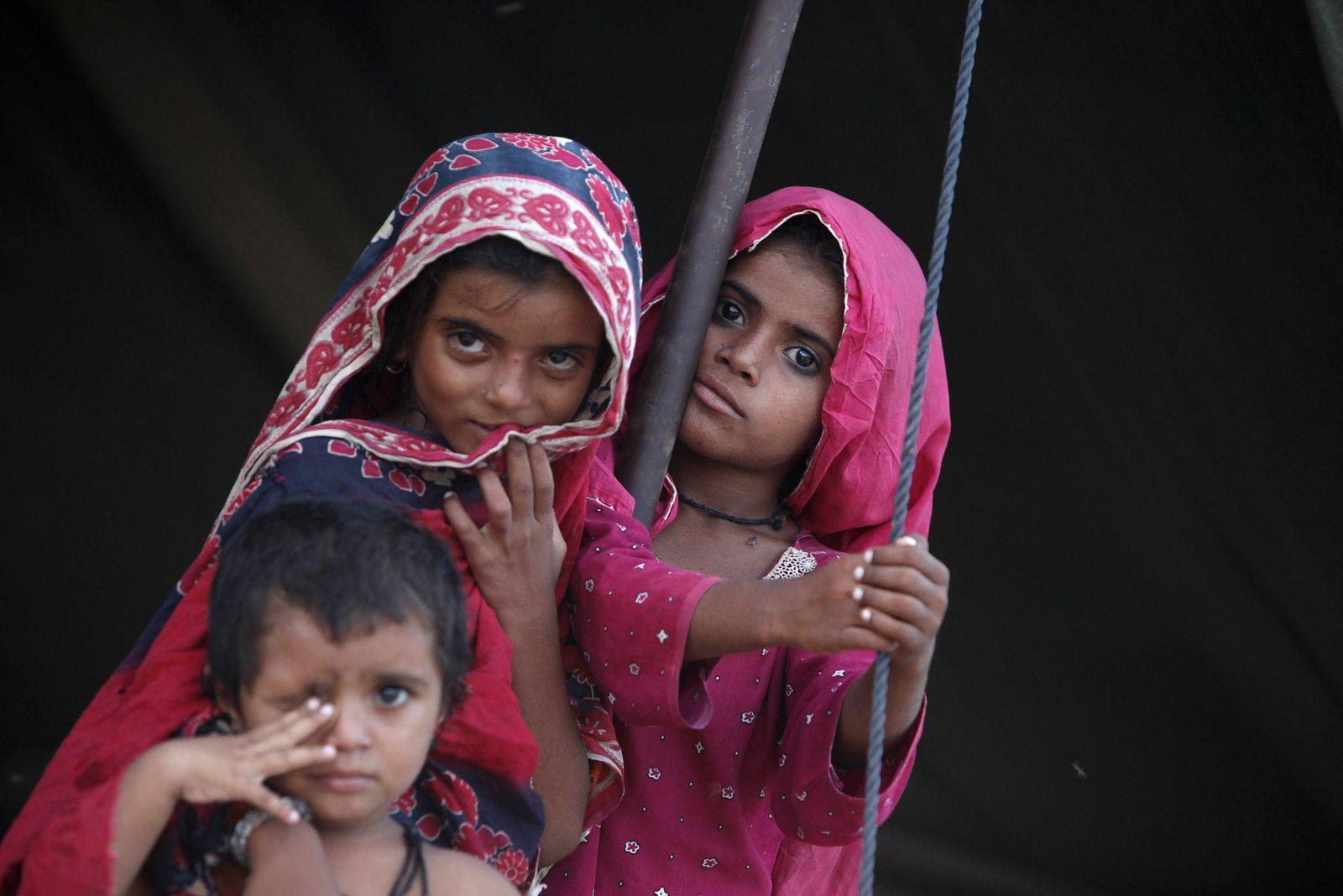 Kinderarmut Pakistan