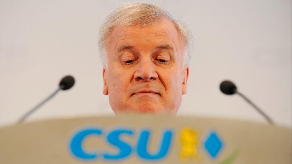 Bayerns Ministerpräsident Seehofer: Ärger mit seinem Büroleiter in der Staatskanzlei