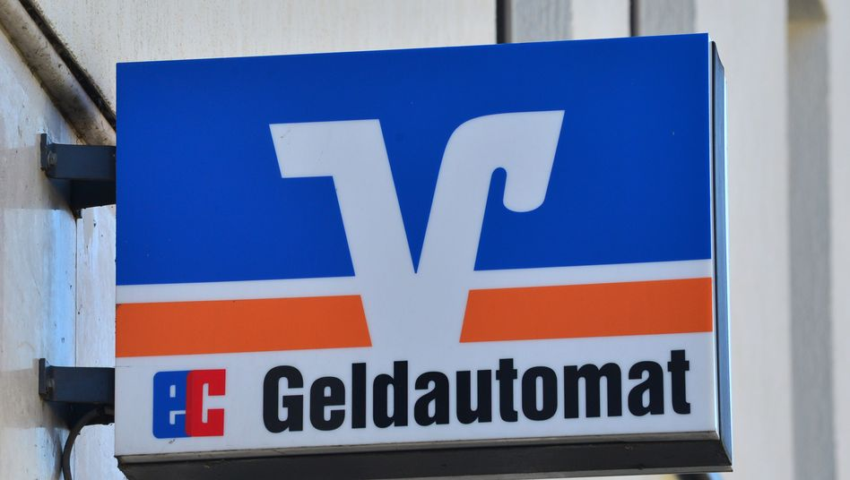 Volksbank-Logo (Archivbild)