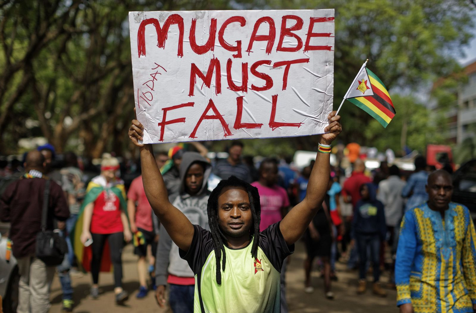 Simbabwe/Robert Mugabe