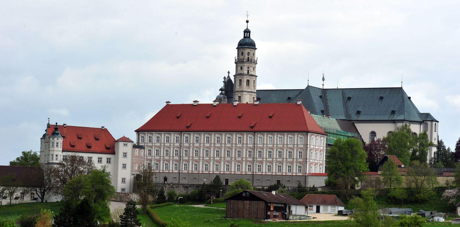 Millionen-Vermögen im Kloster Neresheim