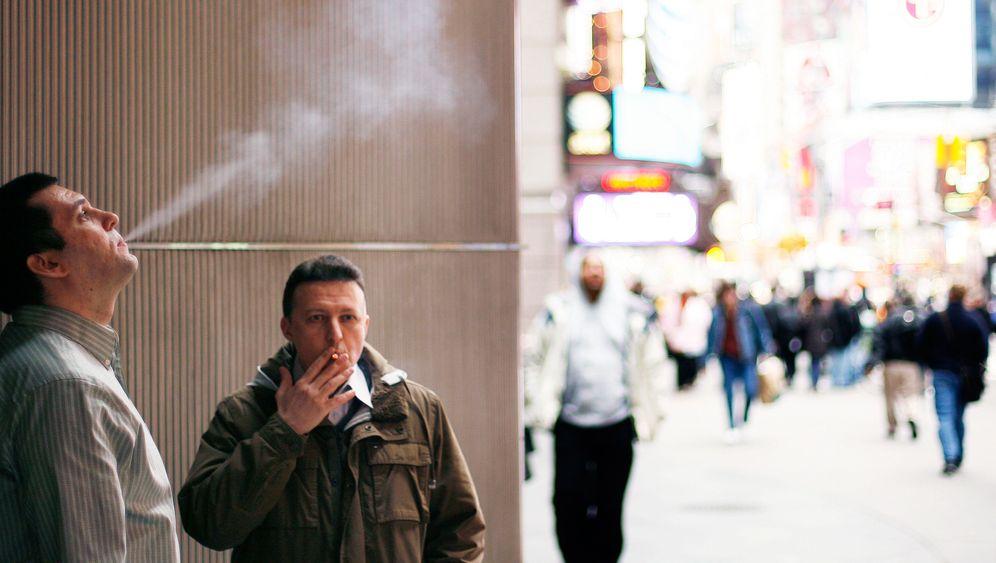 Studie: Hier kommen US-Raucher ihren Chefs teuer zu stehen