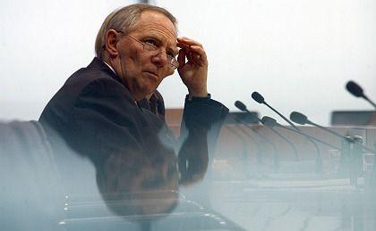 """Hardliner Schäuble: """"Schlicht nicht hinnehmbar"""""""