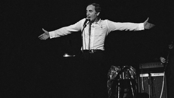 Charles Aznavour: Meister des Chansons