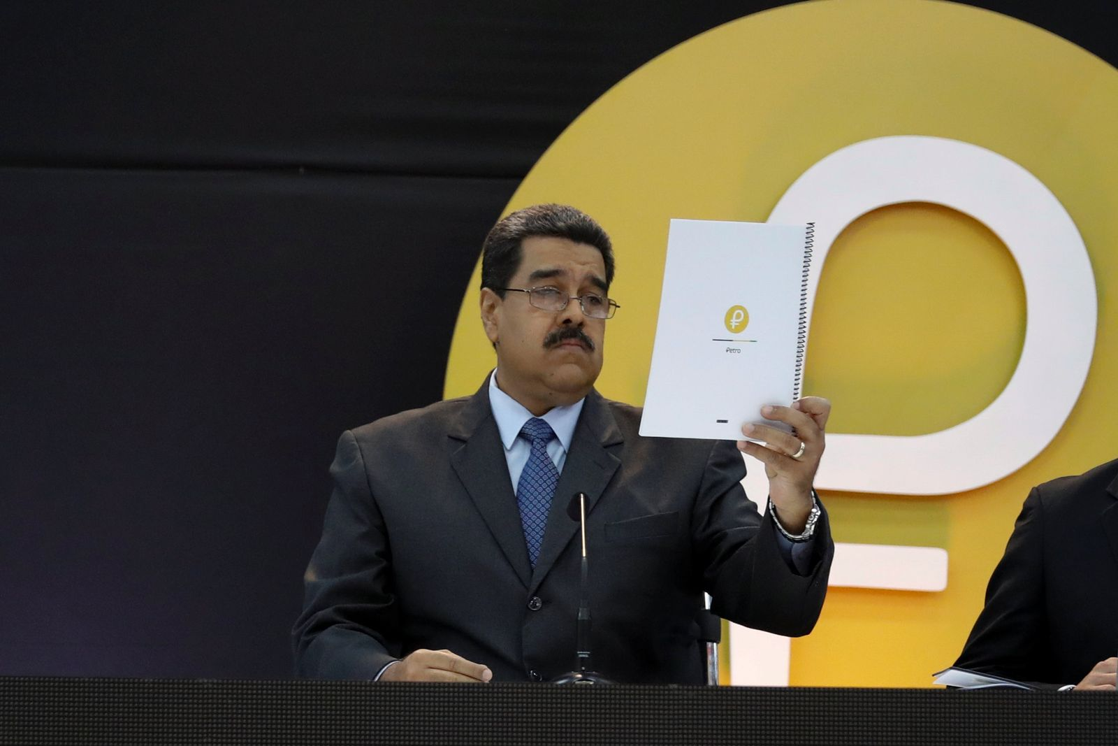 Nicolas Maduro / Petro