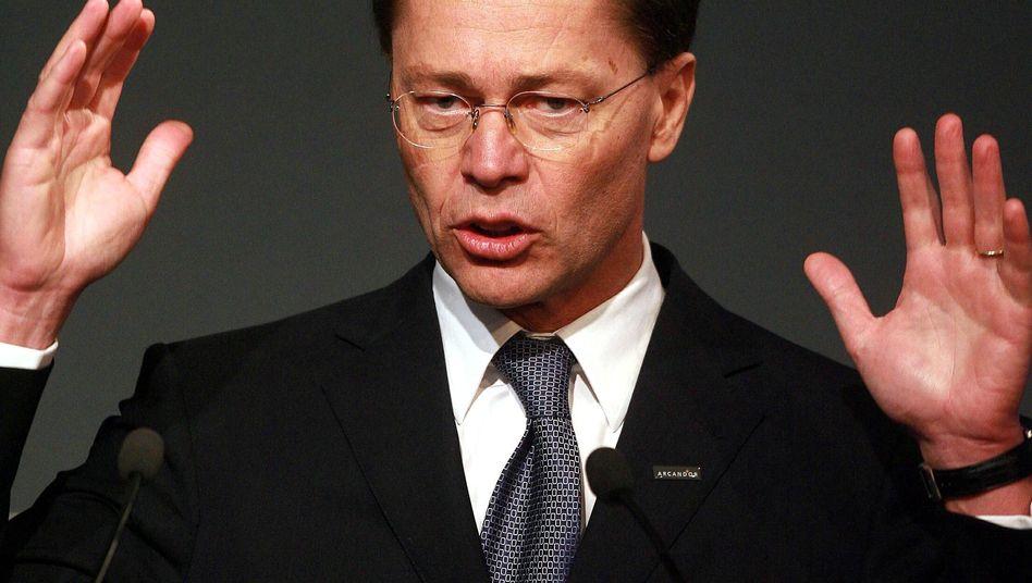 Ex-Arcandor-Chef Middelhoff: Bedauern zum Ausdruck bringen