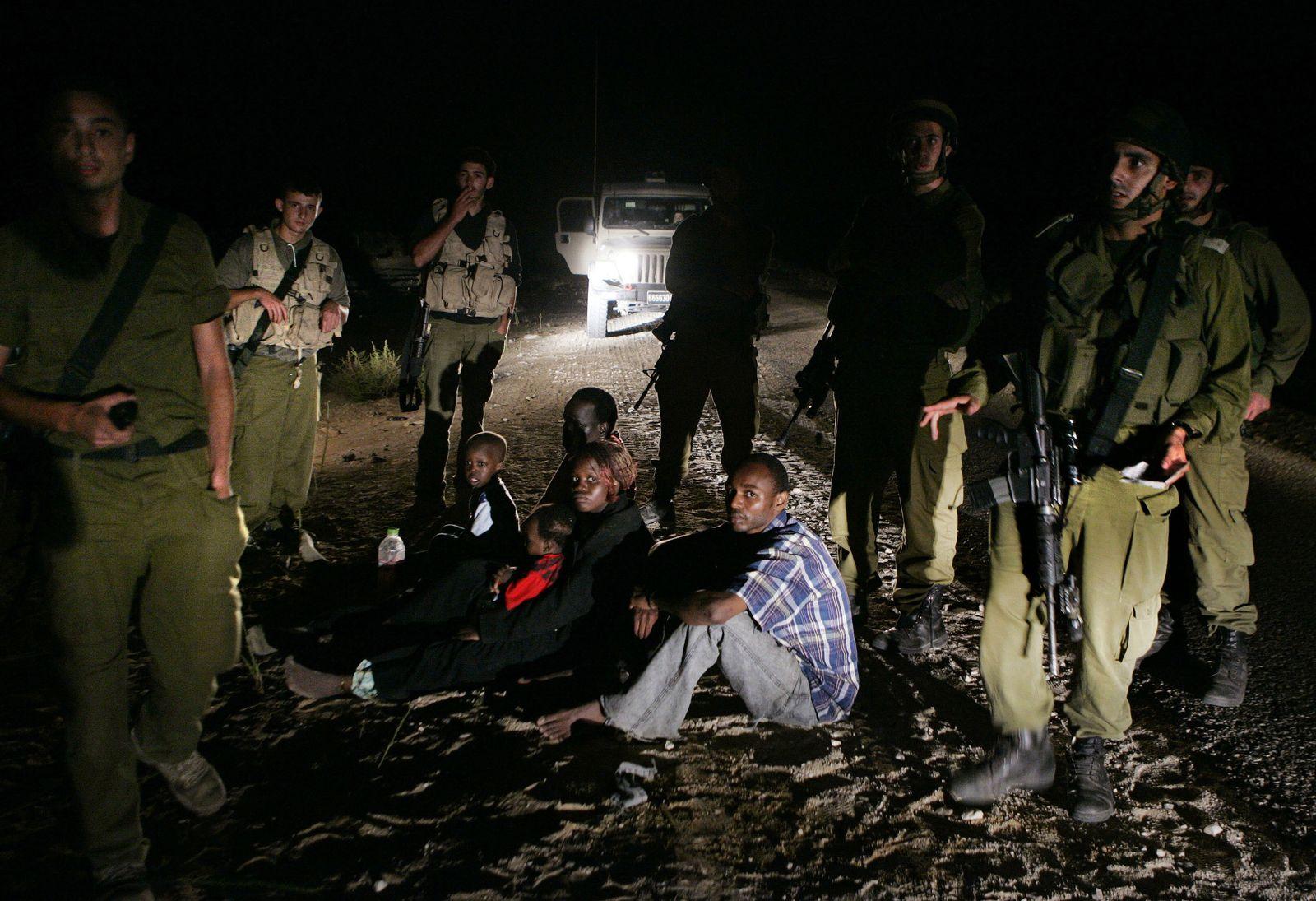 Israel/Afrikaner