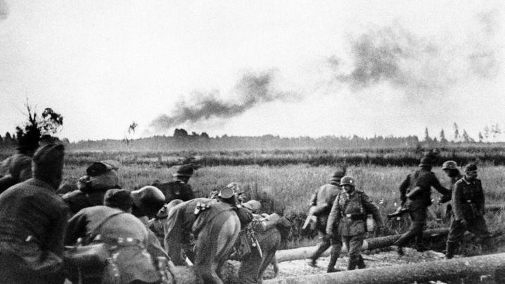 """Deutscher Überfall auf die Sowjetunion: """"Unternehmen Barbarossa"""" - Krieg ohne Gnade"""