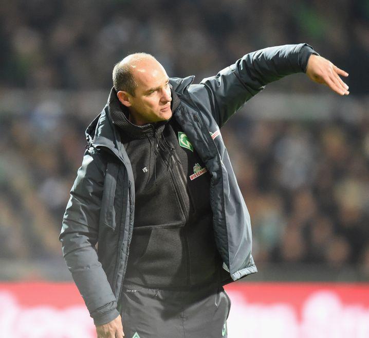 Bremens Coach Skripnik: So geht die Werder-Kurve