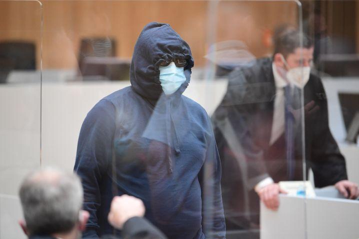 Angeklagter Paul U.: Er ist für die Bundesanwaltschaft der Kronzeuge, für seine ehemaligen Kumpel ein Verräter