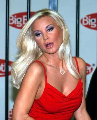 Big-Brother-Gast Tatjana Gsell: 2004 war der Big-Brother-Hype in Deutschland noch groß genug, um halbwegs prominente Gäste anzulocken