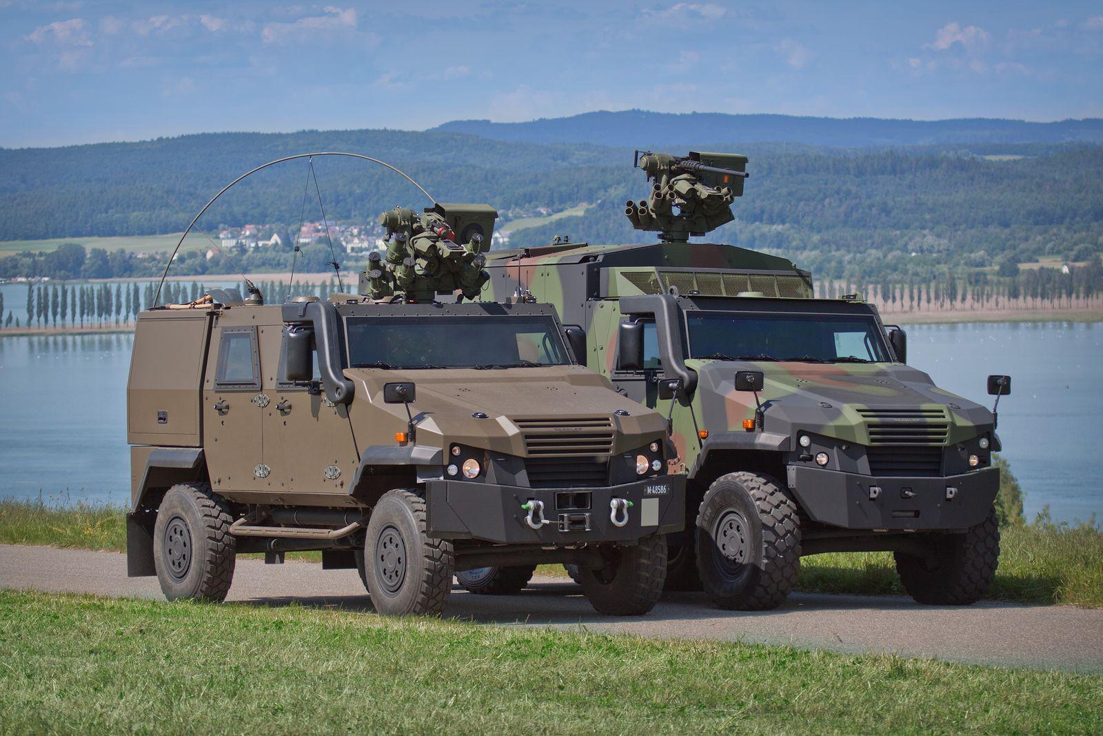 General Dynamics / Eagle 6x6