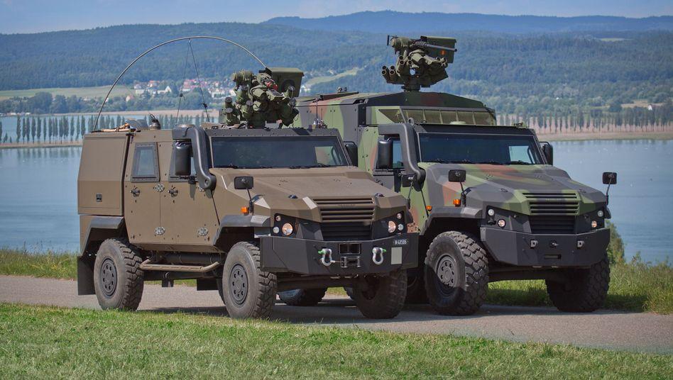 """Kleintransporter """"Eagle V"""" von General Dynamics: Besseres Preis-Leistungsverhältnis"""