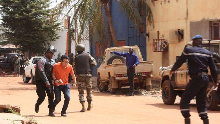Terror in Mali: Befreiungsaktion in Bamako