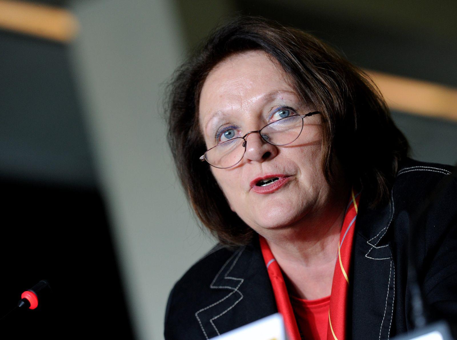 Sabine Leutheusser-Schnarrenberger / FDP / Justizministerin