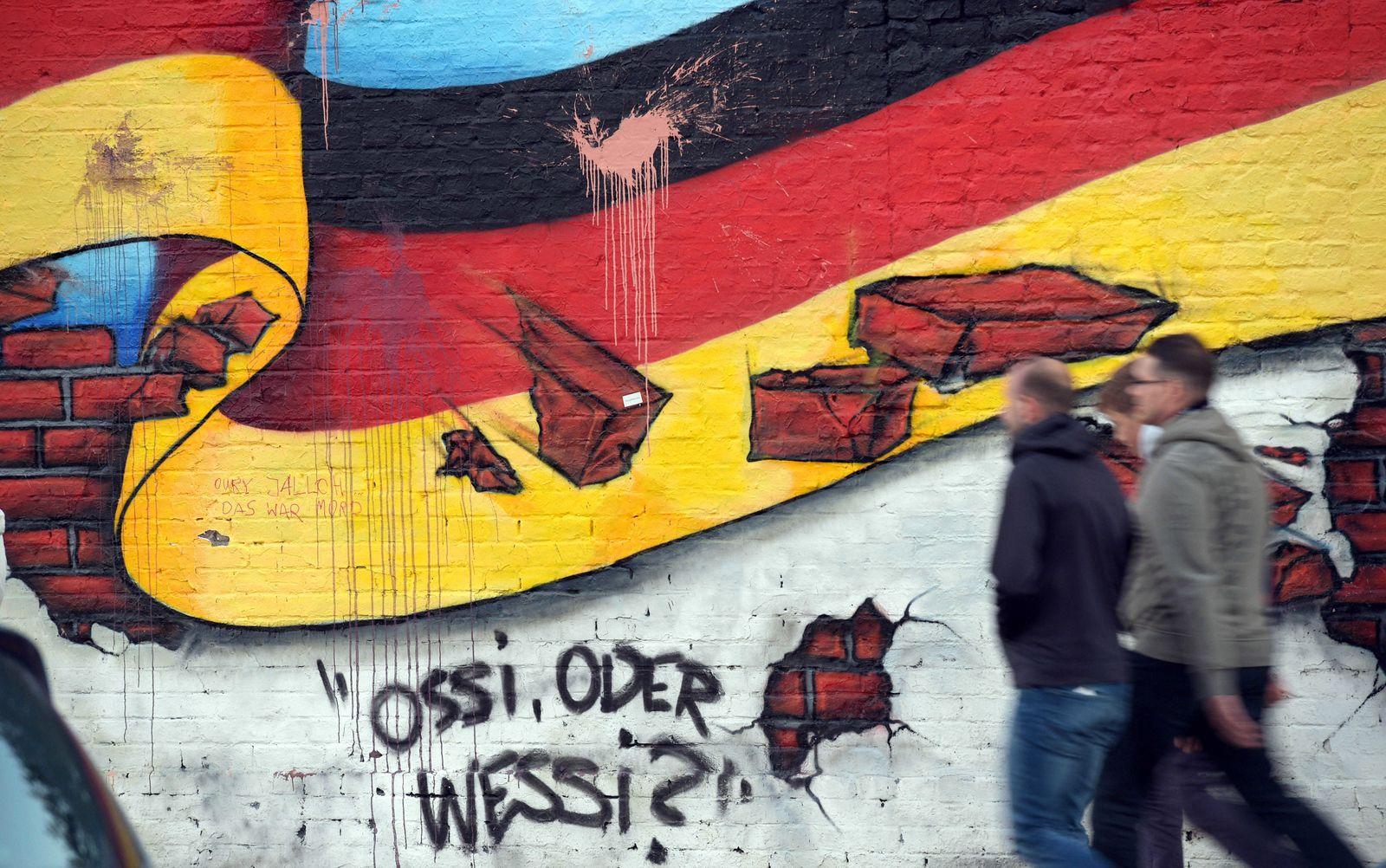 Jahresbericht zum Stand der Deutschen Einheit