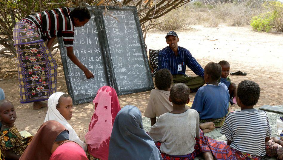 Lernen in der Wüste: Der Traum vom eigenen Geschäft