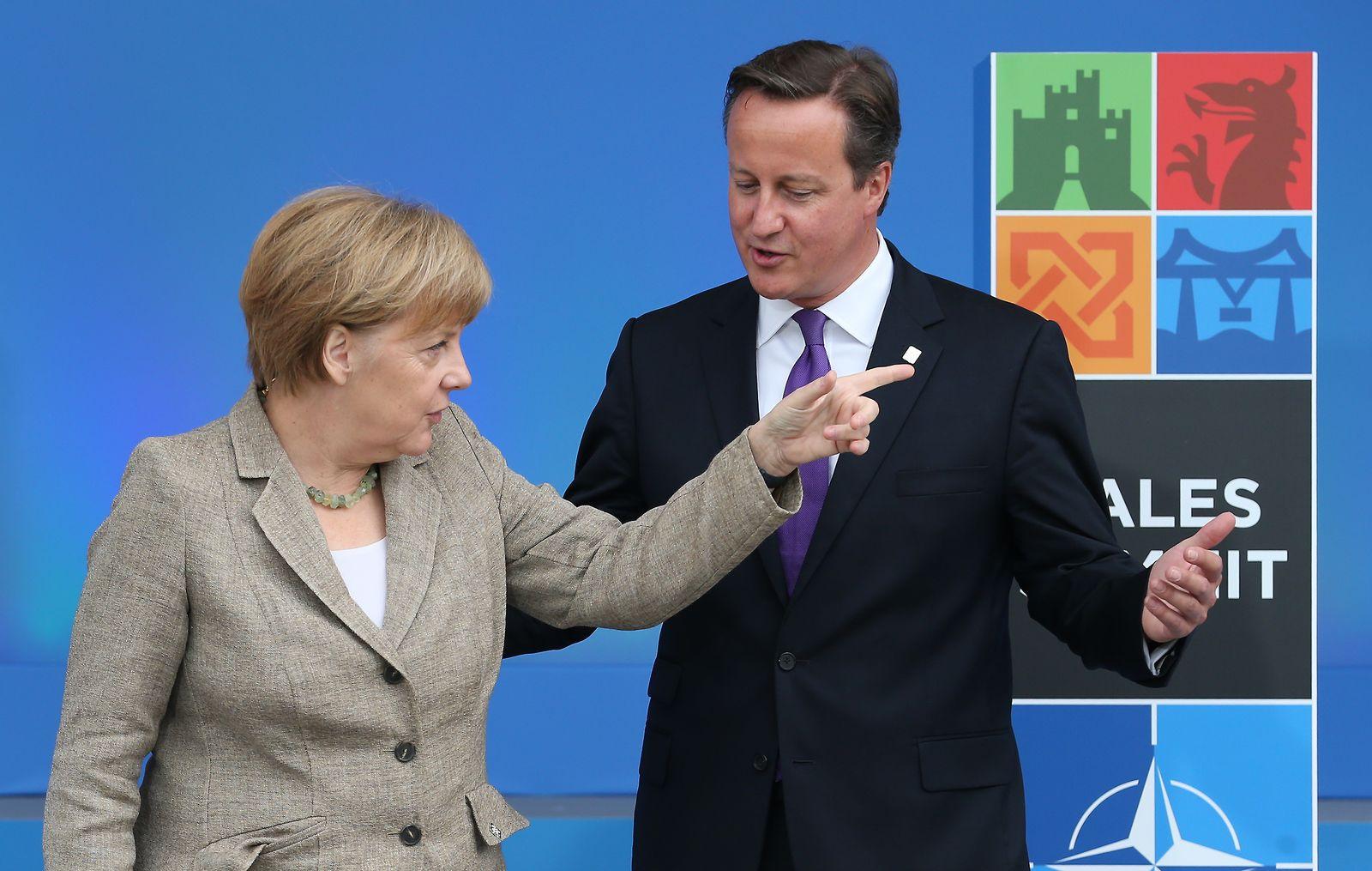 Merkel / Cameron