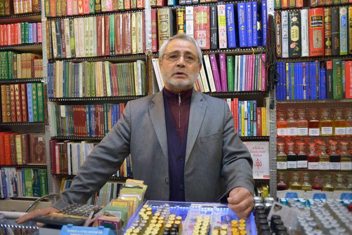 """Devotionalienhänder Tasyürek: """"Die PKK muss bekämpft werden"""""""