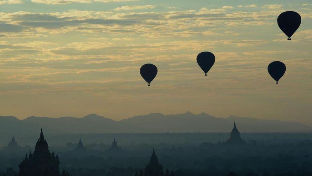 Land der tausend Pagoden: Burma im Aufwind