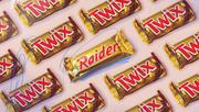 Twix heißt wieder Raider