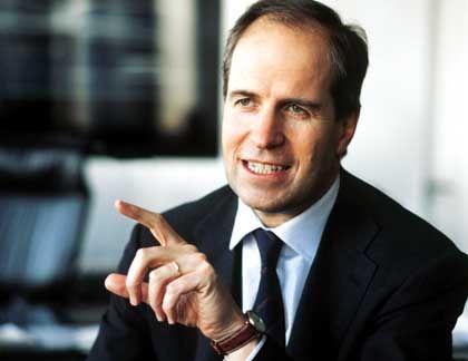 Michael Ganal: Der 46-Jährige ist Vertriebschef im Vorstand der BMW Group
