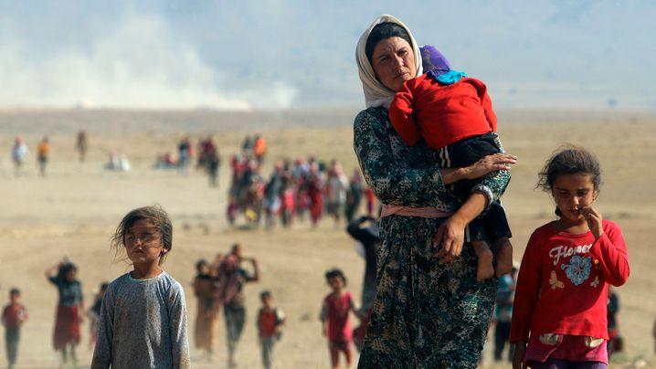 Fotostrecke: Das Leid der Jesiden
