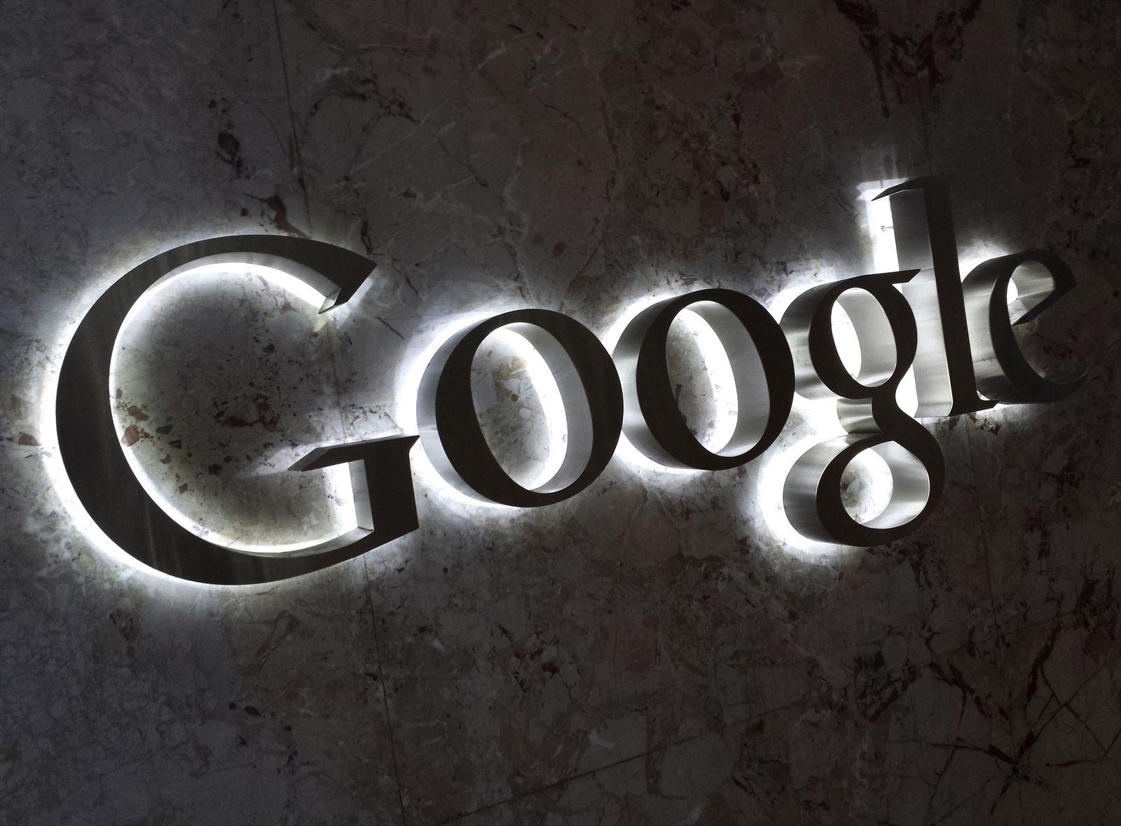 Google Logo/ Toronto