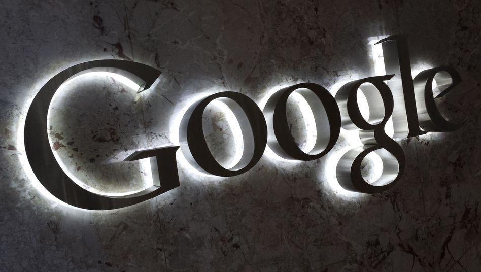 Google-Logo: Zentraler Verwalter von Transaktionen und Daten