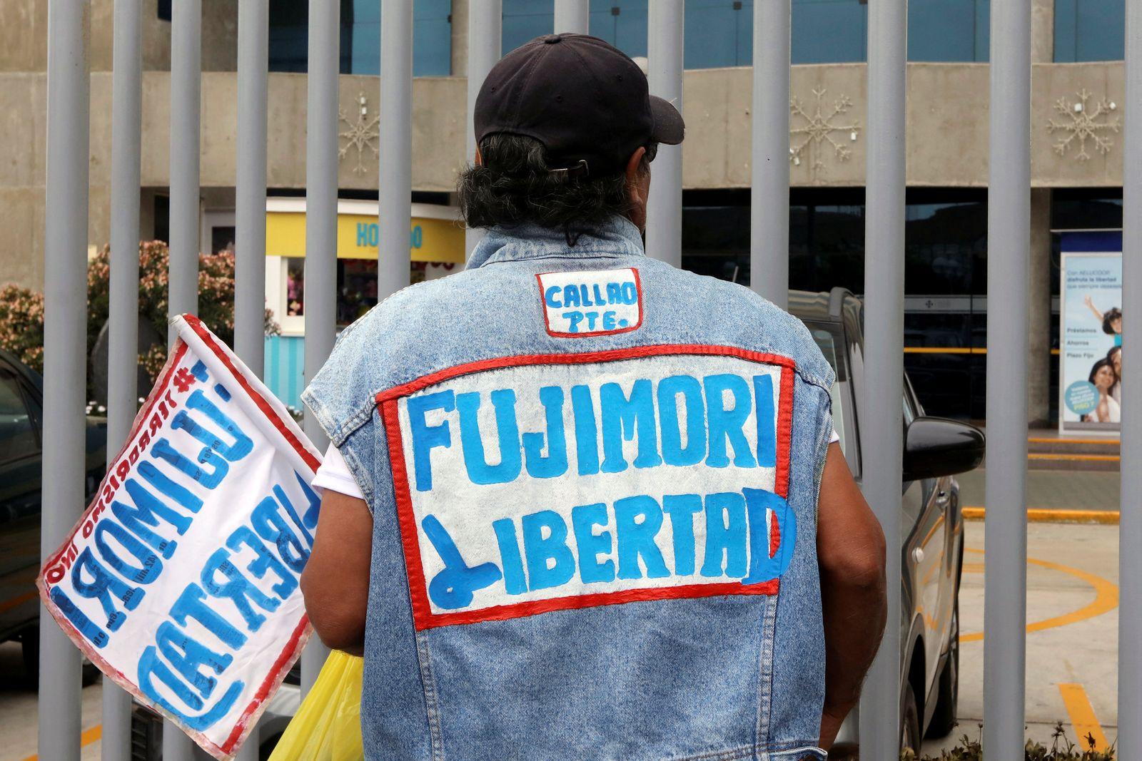 Fujimori Peru
