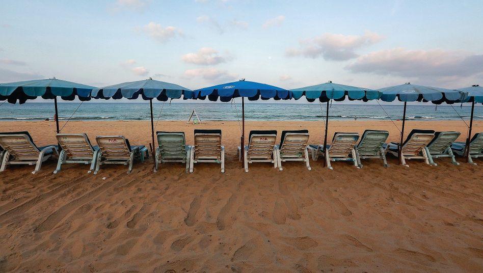 """Strandliegen im thailändischen Phuket:""""Unvergleichbar mit allem, was wir kennen"""""""