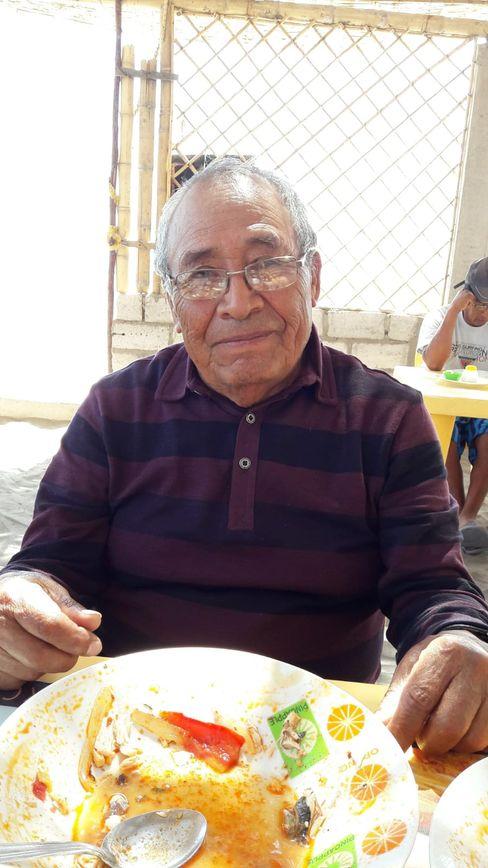 Alsonso Valencia Flores: Der Rentner aus Arequipa in Peru starb kurz vor seinem 81. Geburtstag an Covid-19