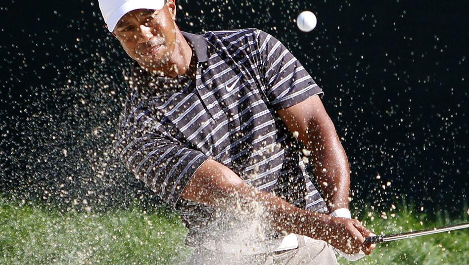 """US-Golfprofi Woods: """"Ich liebe es, im Ryder Cup zu spielen"""""""