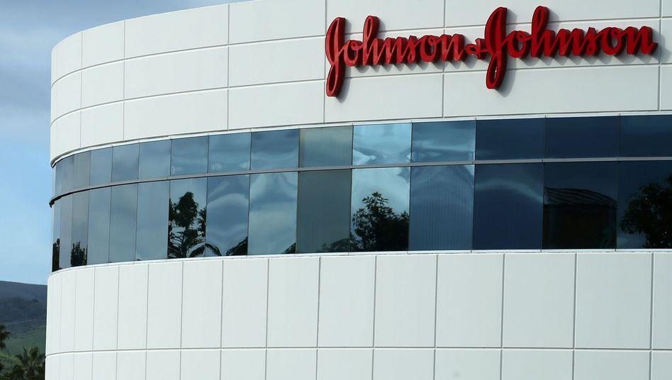 """Johnson & Johnson-Zentrale: """"In grober Weise unangemessen"""""""