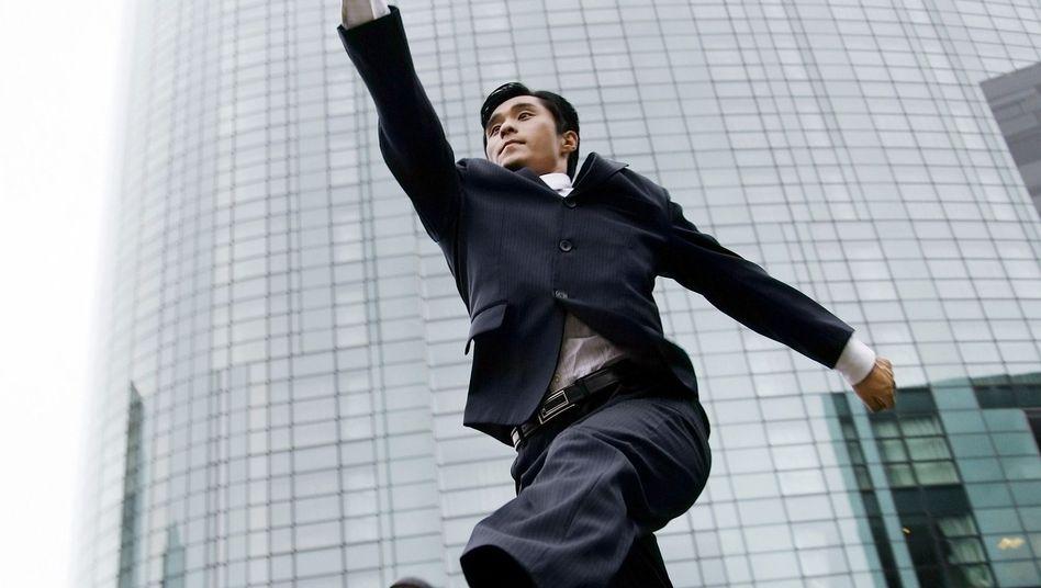 Arbeiten in der Finanzbranche: Der richtige Schritt für MBA-Absolventen?