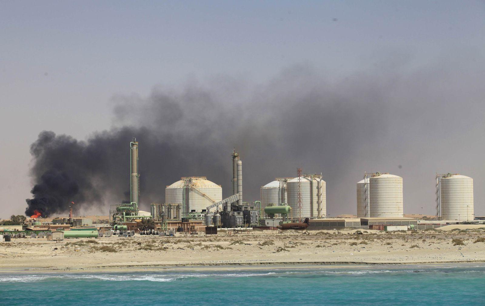 Libyen/ Öl