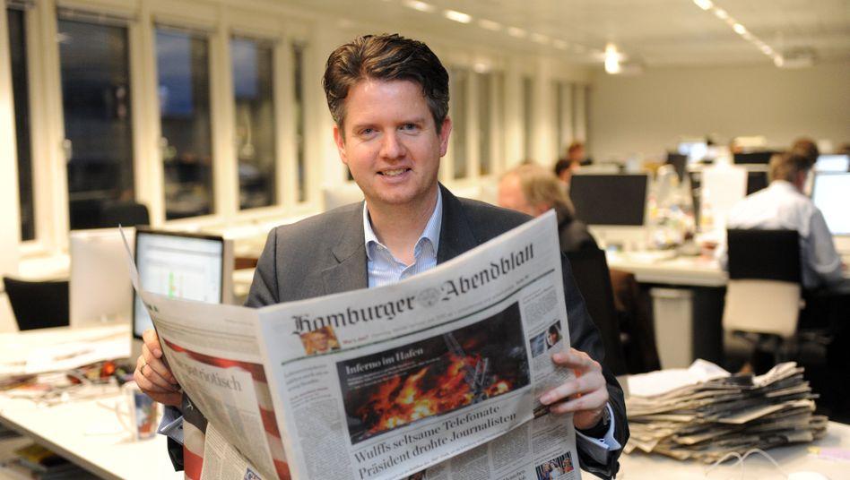 """""""Abendblatt""""-Chef Lars Haider: """"Sozialverträgliche Umsetzung"""""""