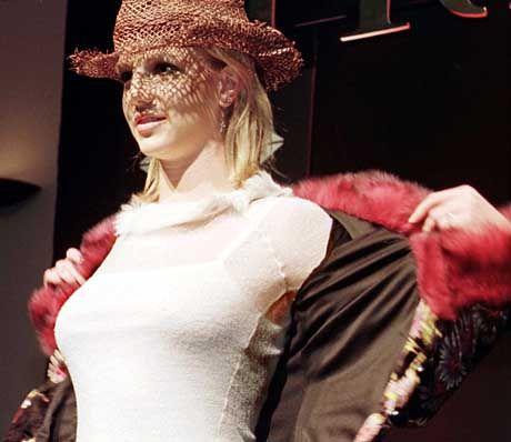Verliert in Europa alle Hemmungen: Popstar Spears