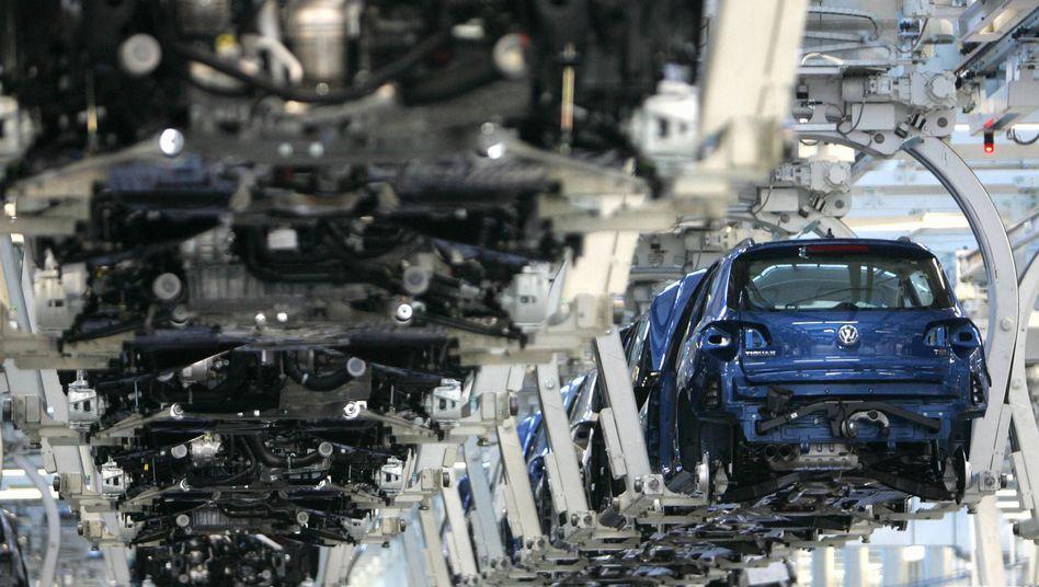 VW-Stammwerk in Wolfsburg: Schlechte Aussichten für 2010