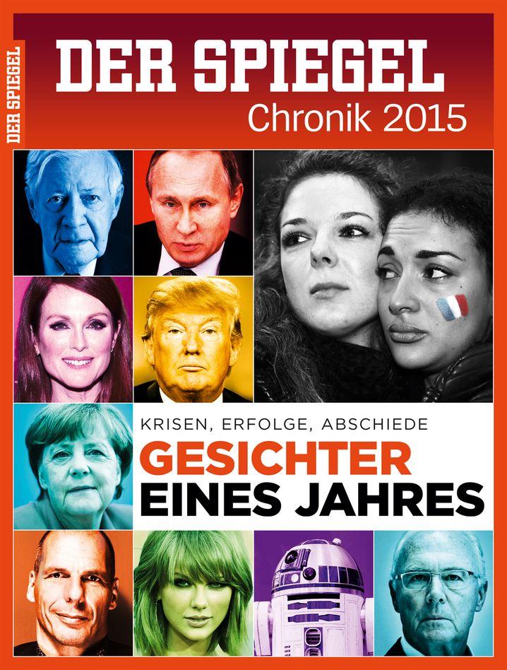 SPIEGEL Chronik 1/2015