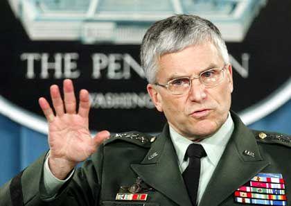 Vier-Sterne-General George Casey: Neuer US-Oberbefehlshaber im Irak