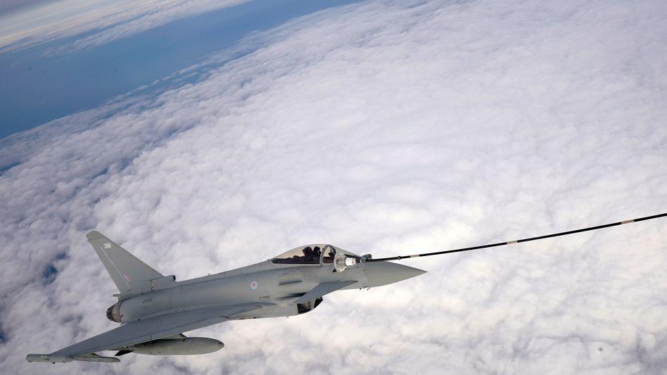 RAF Eurofighter Typhoon